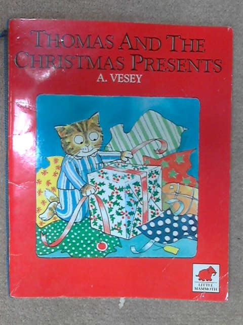Thomas and the Christmas Presents, A. Vesey