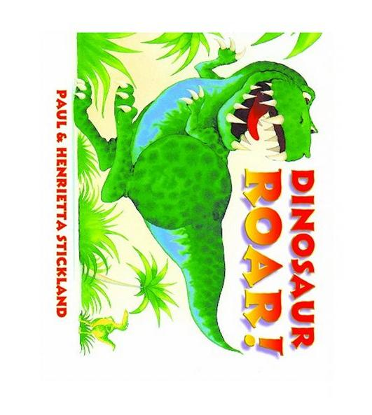 Dinosaur Roar! Board Book (Ragged Bears Board Books), Henrietta Stickland