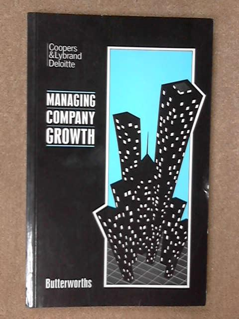 Managing Company Growth, Coopers & Lybrand Deloitte