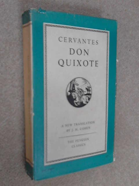 The Adventures Of Don Quixote, Cervantes