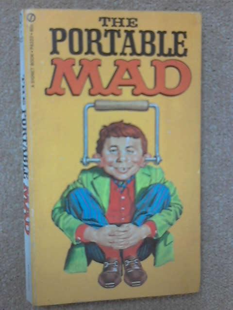 The Portable Mad (Signet books), Gaines, William M.