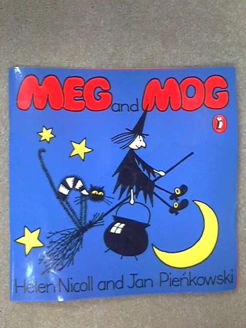 Meg and Mog (BBC Audio), Helen Nicoll Jan Pienkowski