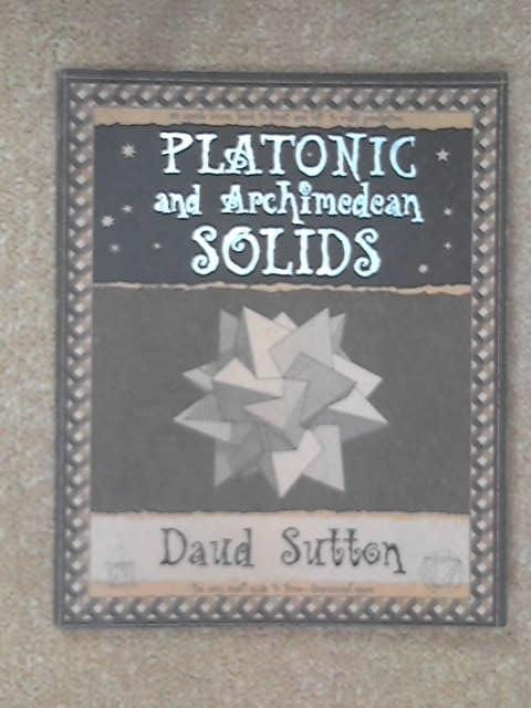 Platonic and Archimedean Solids, Daud Sutton