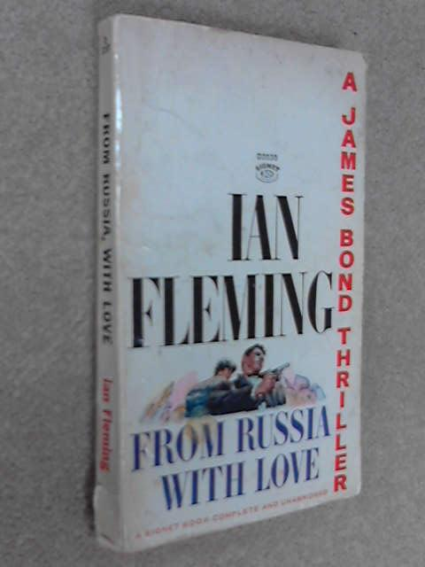 From Russia With Love (Twentieth Printing), Fleming, Ian