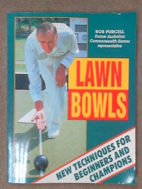 Lawn Bowls, Bob Purcell