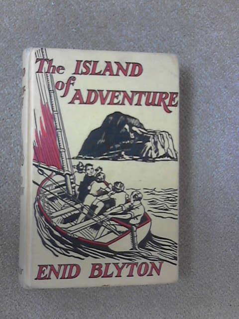 The-Island-of-Adventure-Enid-Blyton-1964