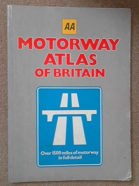 Motorway Atlas of Britain, Automobile Association