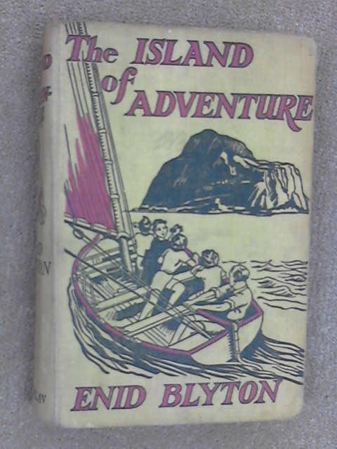 The-Island-of-Adventure-Enid-Blyton-1951