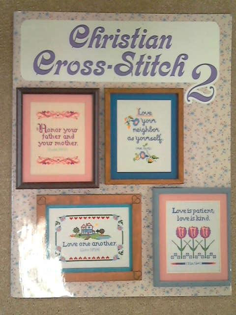 Christian Cross-stitch: No. 2, Peggy Augustine