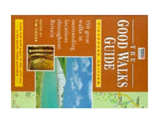"The Good Walks Guide ( "" Which? "" Travel Guides), Consumers' Association"