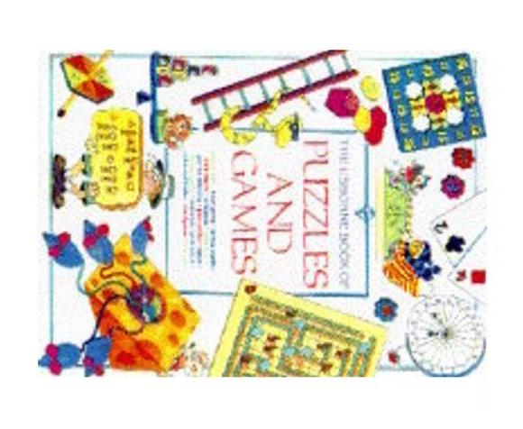 Book of Games and Puzzles (Usborne Activity Books), Alastair Smith
