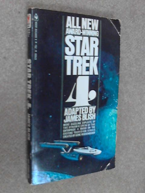Star Trek 4, Blish, James