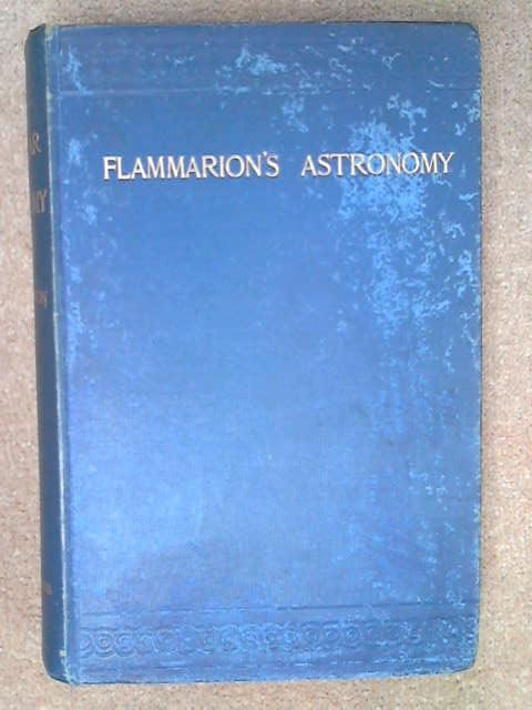 Popular Astronomy, Camille Flammarion