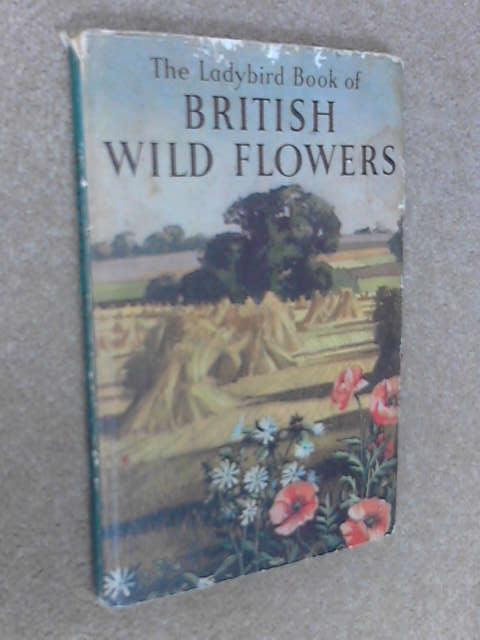 British Wild Flowers (Ladybird), Brian Vesey-Fitzgerald