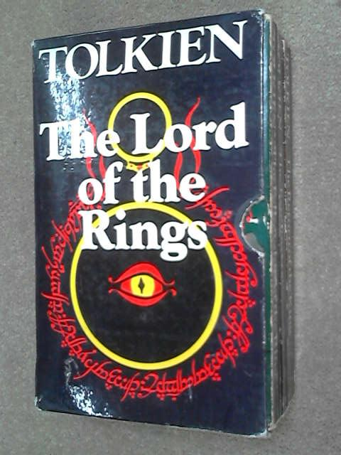 The Lord of The Rings; The Fellowship of the Ring, The Two Towers, The Return of the King [3 Volumes]