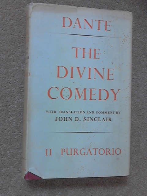 The Divine Comedy of Dante Alighier II, Dante Alighieri