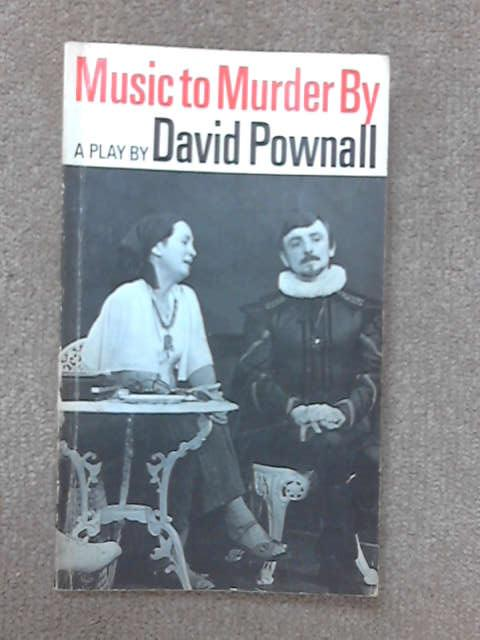 Music to Murder by, David Pownall