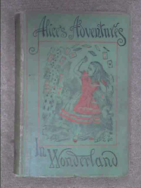 Alice's Adventures in Wonderland, Lewis Carroll