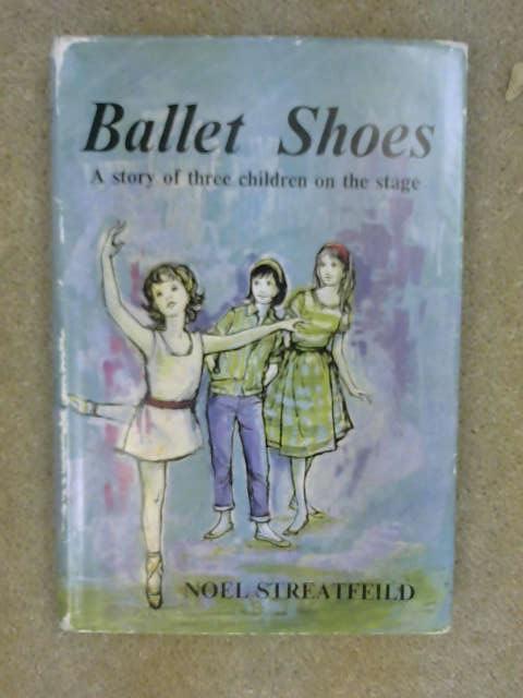 Ballet Shoes, 0709022875