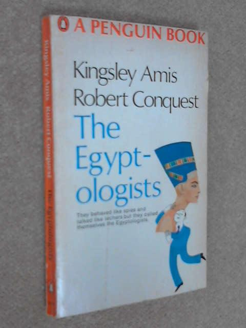 The Egyptologists, Amis, Kingsley
