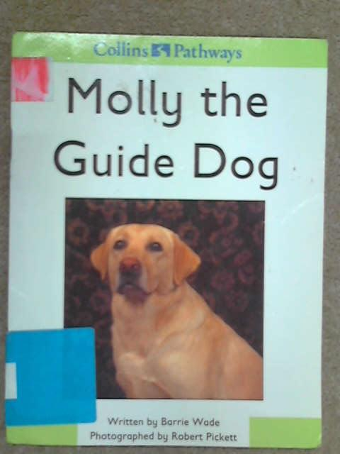 Pathways to Literacy (Stage 0) - Molly the Guide Dog: Set D Reader (Collins Pathways), Barrie Wade