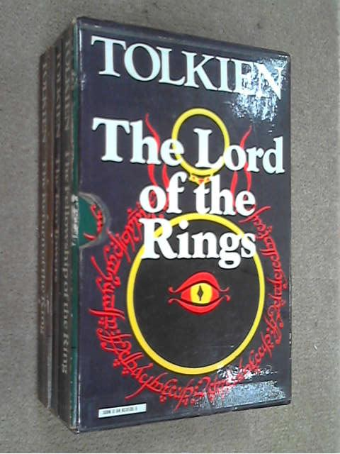 The Lord of the Rings. Boxed trilogy