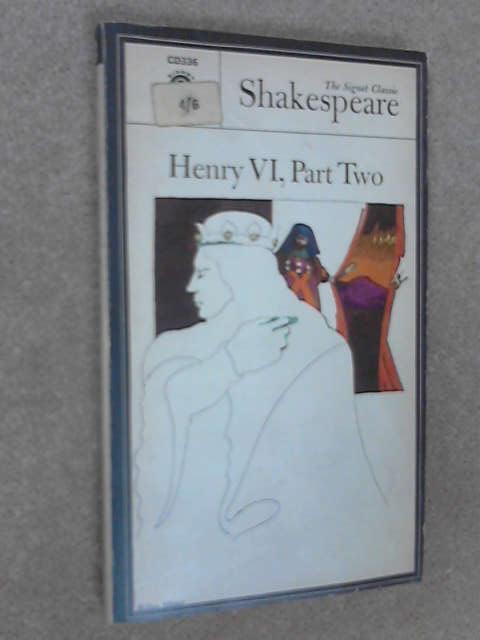 Shakespeare: Henry VI, Part II, Shakespeare, William