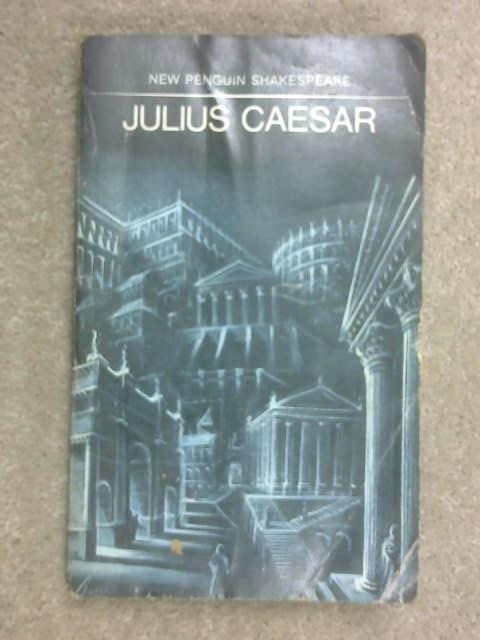 Julius Caesar, Norman Sanders [ed]