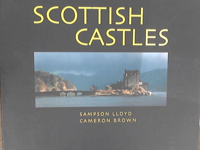 Scottish Castles, Brown, Cameron