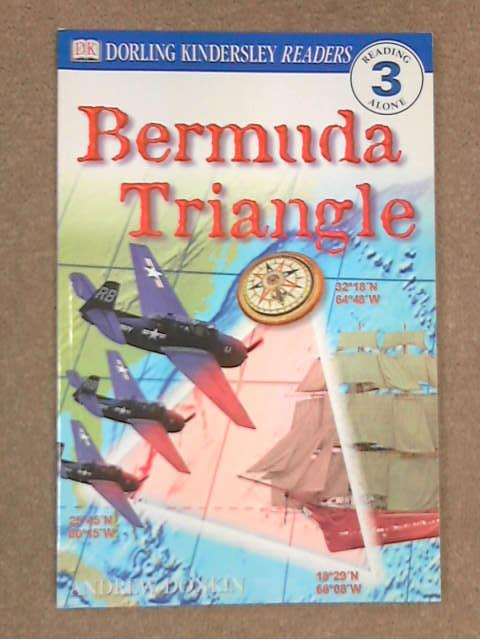 Bermuda Triangle (DK Readers: Level 3), Andrew Donkin