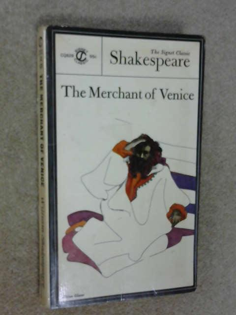 The Merchant of Venice, Shakespeare, W