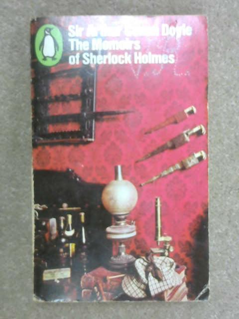 The Memoirs of Sherlock Holmes, Sir Arthur Conan Doyle
