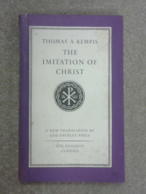 The Imitation of Christ, T. à Kempis