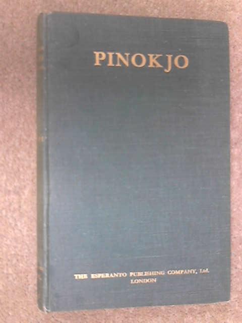 Pinokjo, C Collodi