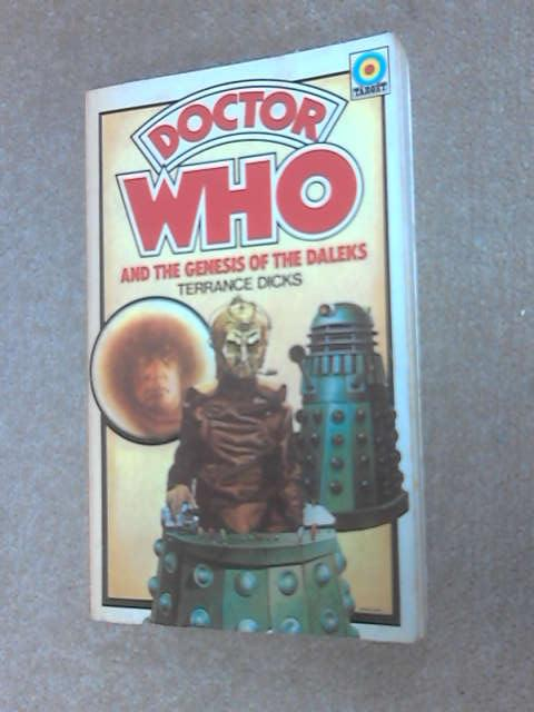Doctor Who and the Day of the Daleks (Target adventure series), Dicks, Terrance