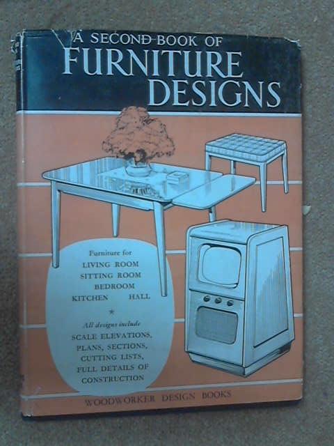 Second Book Of Furniture Designs, Charles Hayward