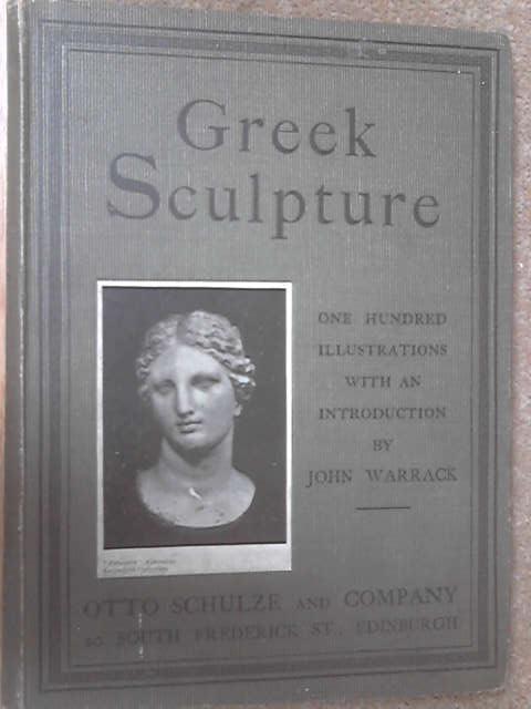 Greek Sculpture, John Warrack