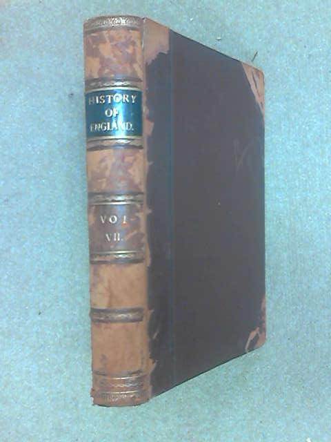 Cassell's Illustrated History of England Volume VII, ABC