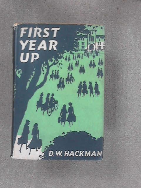 First Year Up, Hackman, Doris Winifred
