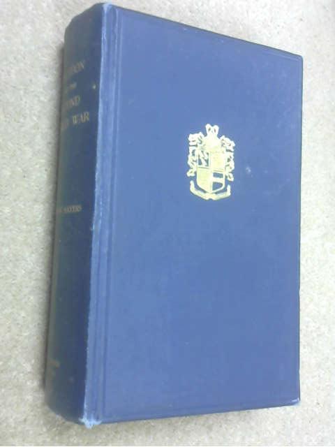 Croydon And The Second World War, Ed. Sayers, Berwick W. C.