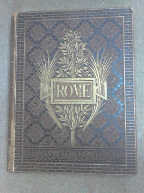 Rome description et souvenirs, Francis Wey