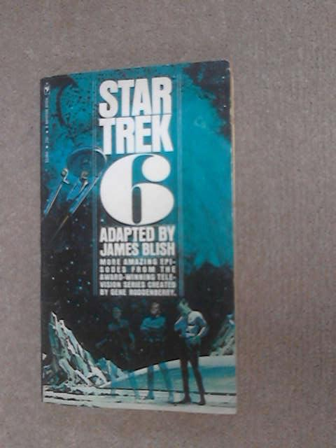 Star Trek 6, blish, james
