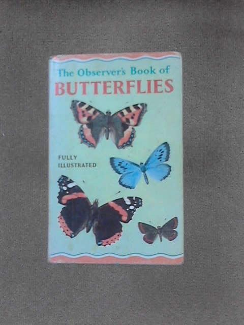 The Observer's Book of Butterflies (Observer's Pocket), Compiled by W.J. Stokoe, Illustratedby H.D. Swain