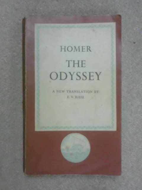 Homer : The Odyssey, E. V. Rieu [transl]