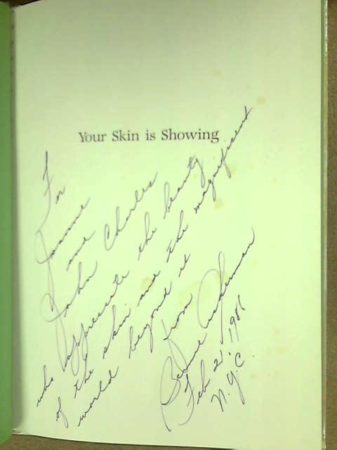 Your Skin is Showing, A. Bernard Ackerman
