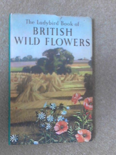 British Wild Flowers, Brian Vesey-Fitzgerald