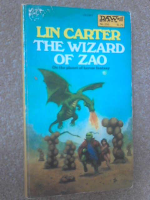 The Wizard of Zao, Carter, Lin