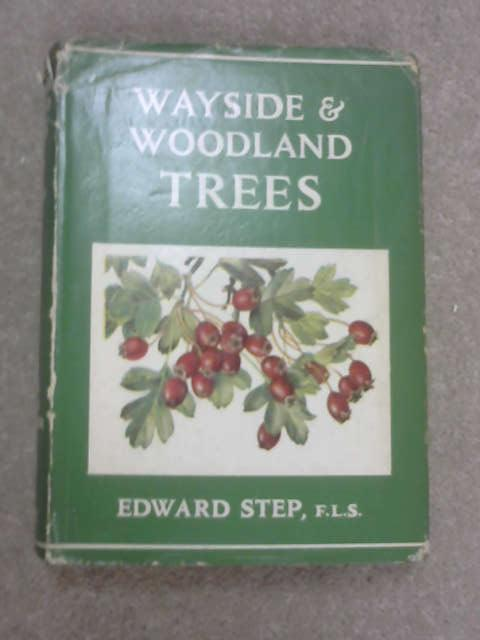 Wayside and Woodland Trees:  A Guide to the British Sylva, Edward Step