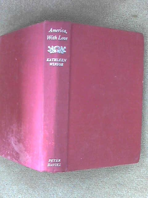America With Love, Winsor, Kathleen