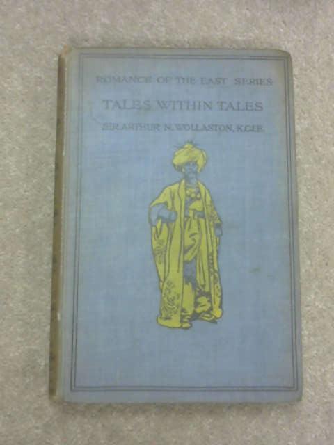 Tales Within Tales, Arthur N Wollaston